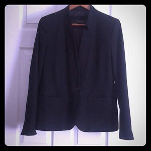 Zara Basic Collection Black Blazer/ Suit Jacket
